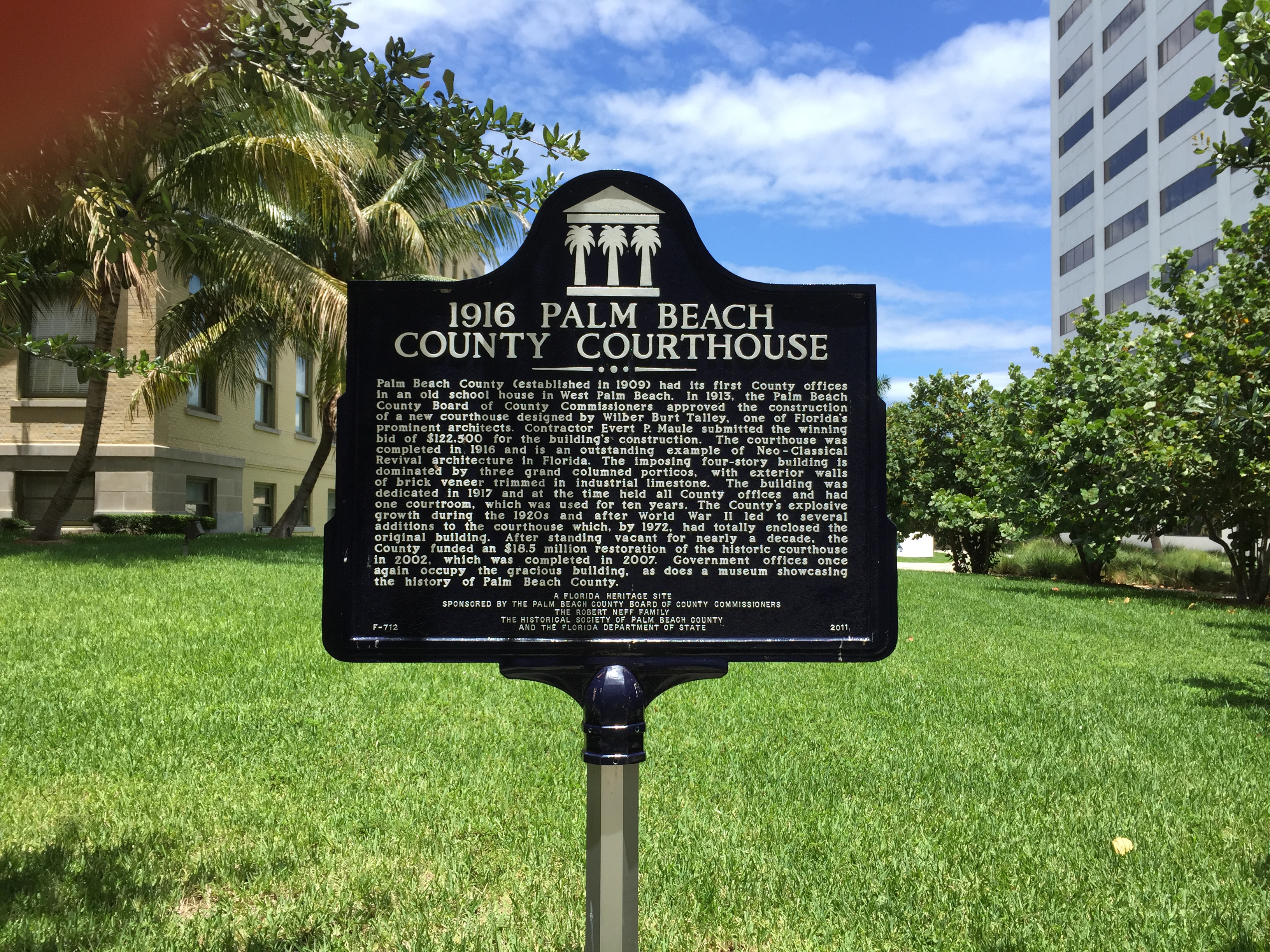 Oldest Building In El Cid District West Palm Beach Florida